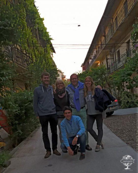@Corvin Castle Tagesausflug mit einer wunderbaren Familie aus Mettmann