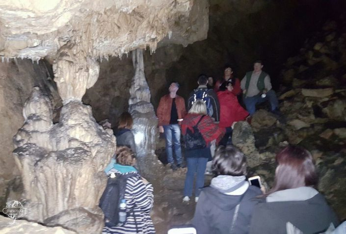 @Discovery Tour Comarnic Cave