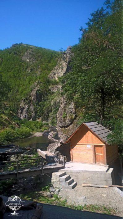 Eftemie Murgu Watermills