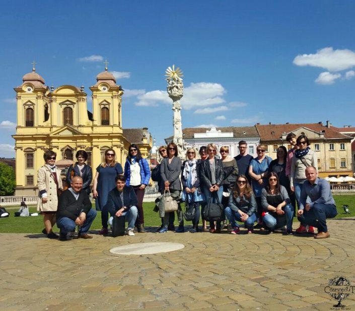 Our friendly Erasmus Group from Slovakia Poland Turkey GB Croatia and Romania