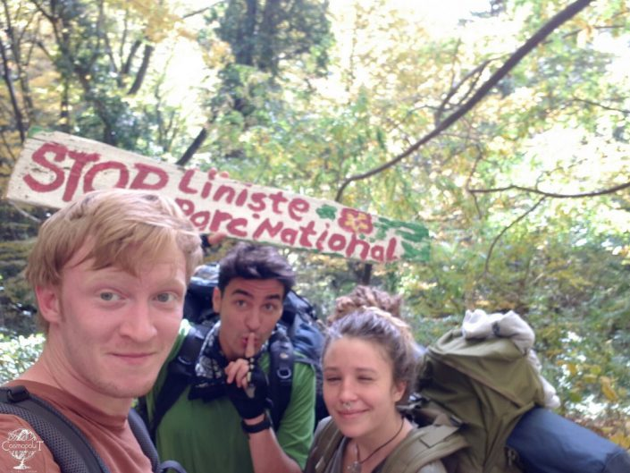 Perfect Hiking Tour with my German group