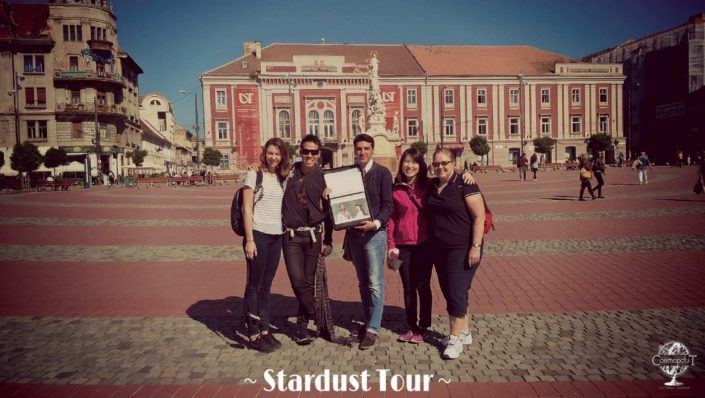 Stardust Tour with my group from Australia